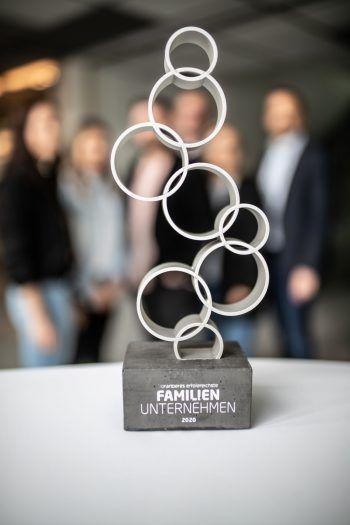 Welches Familienunternehmen kann sich heuer über die Prämierung mit dem beliebten Award freuen? Am Freitag live dabei sein und mitfiebern!