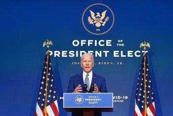 <p>Wilmington. Obamacare: Der gewählte US-Präsident Joe Biden hat gestern vor Anhörungen am Obersten Gerichtshof die als Obamacare bekannt gewordene Gesundheitsreform verteidigt.</p>