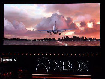 """<p class=""""title"""">Microsoft Flight Simulator</p><p class=""""title"""">Sommer 2021 (Series X/S). Auf dem PC erschien die umfangreiche und spektakuläre Flugsimulation bereits in diesem Jahr, Xbox-Piloten können im kommendem Sommer abheben.</p>"""