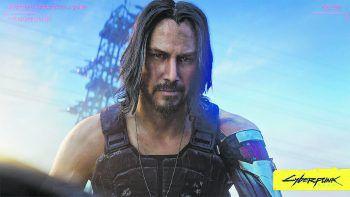 """""""Blade Runner"""" meets """"The Matrix"""": """"Cyberpunk 2077"""" bietet ein futuristisches Setting, eine großartige Story – und Keanu Reeves. Vorausgesetzt das Spiel läuft ...Bild: CD Projekt Red"""