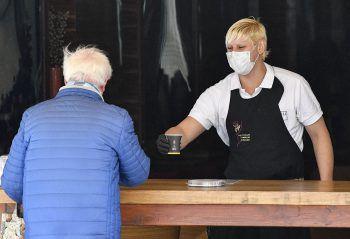 """Coffee-No-Go"" in Tschechien.Symbolfoto: AP"