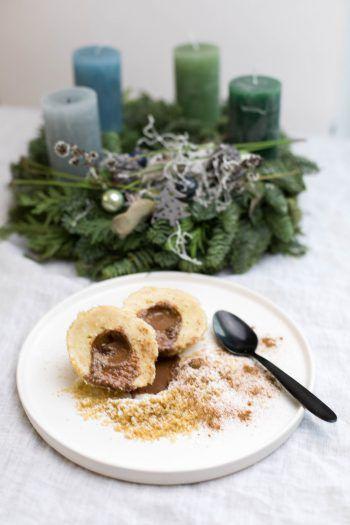 Da leuchten die Augen der Schleckermäuler: Ob jung oder alt – dieser Nachtisch wird am Weihnachtsabend zum Hit!Fotos: SPAR