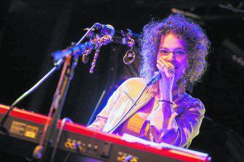 Das neue Album gibt es auf der Homepage www.magdalenagrabher.com. Foto: Pete Ionian