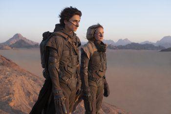 """Das verschobene Sci-Fi-Epos """"Dune"""" erscheint 2021 in den USA zum Kinostart auch direkt als Stream. Filmemacher sehen in dem Geschäftsmodell bereits das Ende des Kinos. Fotos: Warner/AP"""