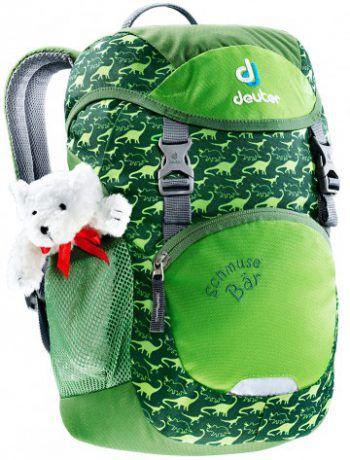 """<p class=""""caption"""">Der Kinderrucksack von """"Deuter"""" hat ein ergonomisches Rückensystem sowie eine angenehme Belüftung. Preis: 49,99 Euro.</p>"""