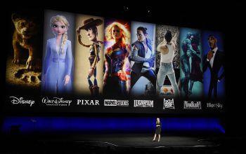 Der Mickey-Maus-Konzern hat in den kommenden Jahren einiges vor. Foto: AP