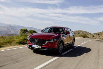 """Die """"Best of""""- und """"B2 Business""""- Wochen laufen bis Ende des Jahres, beziehungsweise solange der Lagevorrat bei den Mazda Händlern reicht. Jetzt mit einem neuen Mazda Kosten sparen und zufrieden durch die Straßen düsen. Foto: handout/Mazda Wohlgenannt"""