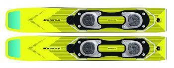 """Die """"Figl"""" von Kästle sind ein Klassiker für Skifahrer in jedem Alter. Gesehen und erhältlich bei Intersport Fischer in Schruns um 349,99 Euro."""