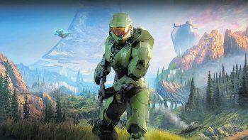 """<p class=""""title"""">Halo Infinite</p><p class=""""title"""">Herbst 2021 (PC, Xbox One/Series X/S). Ursprünglich hätte Master Chief zum Launch der Series X zurückkehren sollen. Nun gibt es mit Herbst 2021 einen neuen Release-Zeitraum.</p>"""