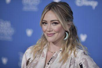 "<p class=""title"">Hilary Duff</p><p>Der frühere Disney-Star (33) darf im neuen Jahr bereits ihr drittes Kind begrüßen. Fotos: dpa, AFP, AP (2)</p>"