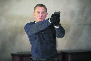 """<p class=""""title"""">James Bond – Keine Zeit zu sterben</p><p>Der 25. James-Bond-Streifen sollte bereits im Winter 2019 in die Kinos kommen. Dann wurde erst der Regisseur ausgetauscht und schließlich kam Corona. 2021 soll es aber endlich soweit sein.Start: 31. März 2021. Foto: UPI</p>"""