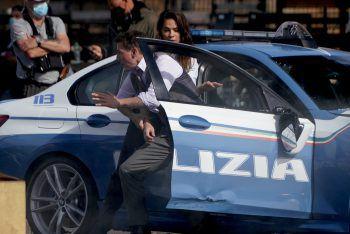"""<p class=""""title"""">Mission Impossible 7</p><p>Und noch einmal Tom Cruise: Bereits zum siebten Mal schlüpft der Schauspieler in die Rolle des Spezialagenten Ethan Hunt. Start: 18. Dezember 2021. Foto: AP</p>"""