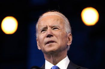 """President-elect"" Joe Biden (78).Foto: AFP"