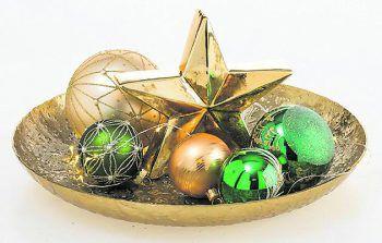 Schöne Platte für Kekse oder für Weihnachtliche Deko.