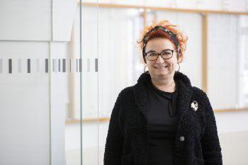 Sie wird die neue Abteilung leiten: Doris Pfeiffer. Foto: Petra Rainer