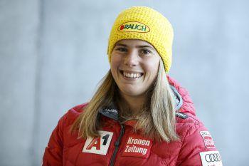 """<p class=""""title"""">Ski-WM</p><p>In Cortina d'Ampezzo findet im kommenden Jahr vom 9. bis 21. Februar die 46. Alpine Ski-Weltmeisterschaft. Medaillenchancen hat Katharina Liensberger.</p>"""