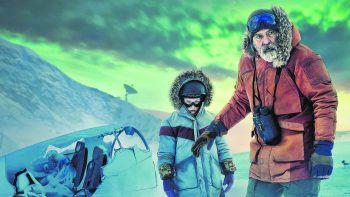 """<p class=""""title"""">The Midnight Sky</p><p>Film, Drama. Nach einer globalen Katastrophe versucht ein Wissenschaftler in der Arktis, eine Astronautencrew vor der Rückkehr zur Erde zu warnen. Mit George Clooney und Felicity Jones. Ab 23. Dezember.</p>"""