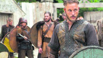 """<p class=""""title"""">Vikings – Staffel 6</p><p>Serie, Action. """"Vikings""""begleitet die Abenteuer des Wikingerhelden Ragnar Lodbrok, der den unfähigen Anführer seines Stammes herausfordert. Die sechste Staffel läuft ab sofort auf Netflix.</p>"""