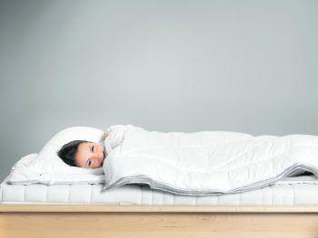 vita-med Schlafsysteme sorgen für einen gesunden Schlaf. Foto: vita-med