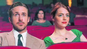"""<p class=""""title"""">La La Land</p><p>Film, Romcom. Schauspielerin Mia (Emma Stone) und Jazzmusiker Sebastian (Ryan Gosling) suchen das große Glück in L.A.. Die beiden verlieben sich ineinander – doch ihre Träume verlangen große Opfer. Ab Dienstag.</p>"""