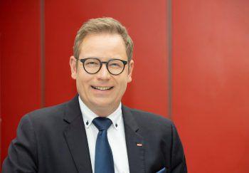 Markus Klement freut sich über einen Spendenrekord im Krisenjahr 2020.
