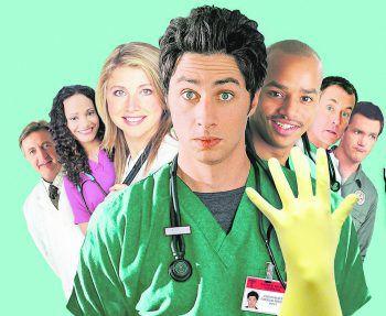 """<p class=""""title"""">Scrubs</p><p>Serie, Comedy. Dr. John Dorian (Zach Braff) und seine verrückten Kollegen des chaotischen Sacred Heart Hospitals sind zurück auf Prime. Die komplette Serie ist ab sofort verfügbar.</p>"""