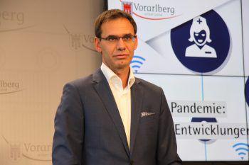 LH Markus Wallner.Foto: VOL Live
