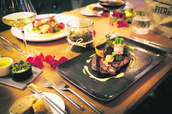 Ab morgen kann man sich in den Bregenzer Gastronomiebetrieben wieder kulinarisch verwöhnen lassen.Foto: Studio Fasching; Bregenz Tourismus