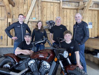 Bei motorcycle scalet wird man in Sachen Motorrad bestens beraten.