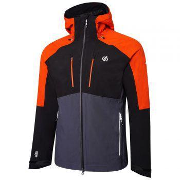 """<p class=""""caption"""">Die Herren High-End Regenjacke ist ein Allrounder für jedes Wetter. Preis: 119,99 Euro.</p>"""