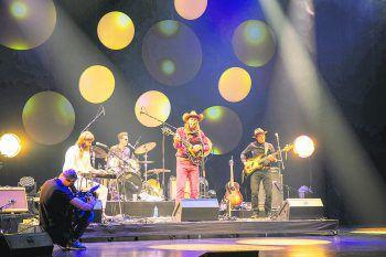 """Ein Sound, der überzeugt hat: Die Vorarlberger Band Prinz Grizzley gewann vergangenes Jahr in der Kategorie Rock/Pop den ersten """"Sound@V"""". Foto: handout/ORF Vorarlberg"""