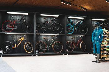 Auf der Suche nach einem neuen Bike? Ab zu Kraftstoff! Fotos: handout/Krafststoff