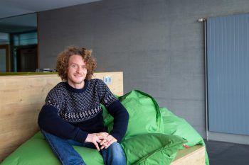 Manuel Sohm wollte sich weiterentwickeln und entschied sich für ein Mechatronikstudium an der FH Vorarlberg.