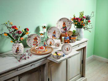 Mit der perfekten Dekoration, wie hier von Frühauf in Bregenz, wird das Osterfest besonders schön.