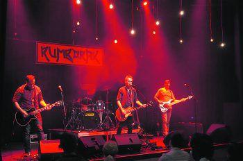 Nach langen Wochen fand vergangenen Montag in der Remise in Bludenz ein Rockkonzert statt. Fotos: handout/Stadt Bludenz