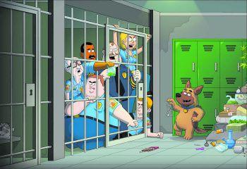 """<p class=""""title"""">Paradise PD – Staffel 3</p><p>Netflix, Serie, Animation/Comedy. Die nicht ganz so ehrenwerten Polizisten aus Paradise schrecken weder vor Erpressung, Spermaraub noch der Einschüchterung von Donut-Verkäufern zurück. Ab sofort.</p>"""