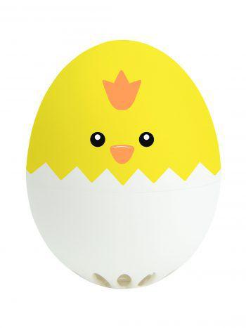 """PiepeierDie süßen """"Piepeier"""" zum Eierkochen gibt es in verschiedenen lustigen Tier-Designs bei Frühauf in Bregenz um je 19,95 Euro."""