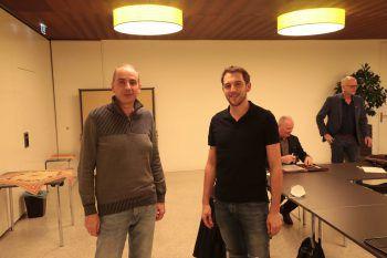 """<p class=""""caption"""">Walter Zimmermann (Rankweil) und Michael Schwärzler (Bregenzerwald).</p>"""