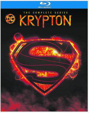 """DCs Krypton – Staffel 1+2Prime Video, Serie, Action. Die Serie spielt 200 Jahre vor Supermans Geburt. Sein Großvater Seg-El kämpft um die Ehre seiner Familie und versucht, seine Heimat vor dem Chaos zu bewahren. Von David S. Goyer (""""Man of Steel"""", """"The Dark Knight""""). Ab sofort."""