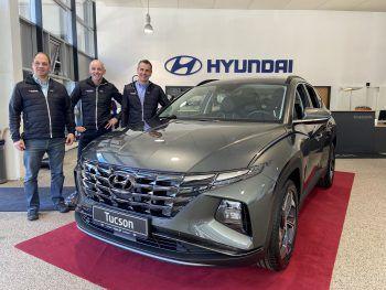 Der Hyundai Tucson überzeugt mit Eleganz und genialer Ausstattung. Fotos: handout/Scalet/Hyundai