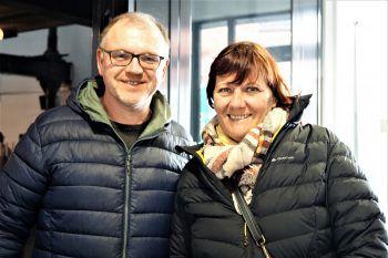 """<p class=""""caption"""">Eckhard Labrenz und Alexandra Bahnsen.</p>"""