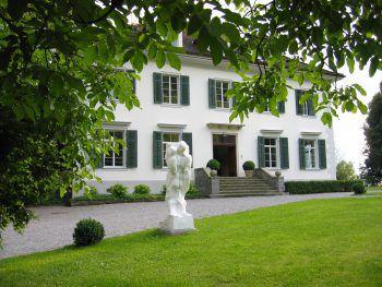 Heiraten in einem ganz besonderen Flair: Die Villa Falkenhorst ist eine beliebte Location für Hochzeiten im Ländle. Foto: handout/Villa Falkenhorst