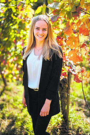 Laura Schnetzer wechselte vom Tourismus in den Sozialbereich – für sie die richtige Entscheidung, ist die 20-Jährige überzeugt. Fotos: handout/Schnetzer privat
