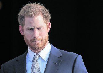 Prinz Harry und sein Großvater PrinzPhilip standen sich sehr nahe.Foto: AP