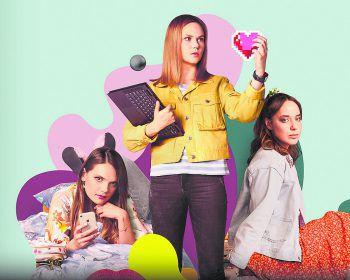 Sexify – Staffel 1Netflix, Serie, Comedy. Für einen Technik-Wettbewerb will eine sexuell völlig unerfahrene Schülerin mit Freunden eine innovative Sex-App erschaffen und erforscht dafür die aufregende Welt der Sexualität. Die erste Staffel der polnischen Netflix-Produktion ist ab Mittwoch verfügbar.