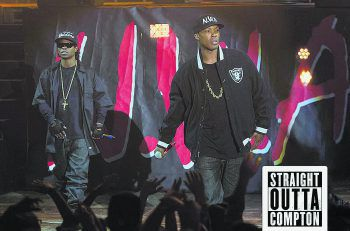 """<p class=""""title"""">Straight Outta Compton</p><p>Netflix, Film, Biopic. Die Rap-Gruppe N.W.A., die Mitte der 1980er auf den Straßen von Compton gegründet wurde, revolutionierte die Hip-Hop-Kultur. Jetzt abrufbar.</p>"""