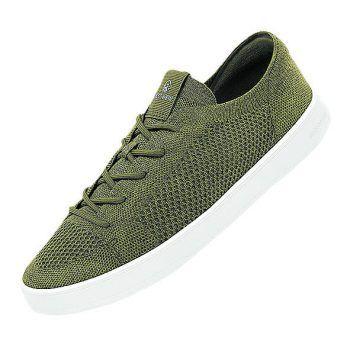 """<p class=""""caption"""">Ab in den Sommer mit dem """"Giesswein Wool Sneaker"""", erhältlich um 100 Eurobei Schuh Schnetzer in Altach. </p>"""