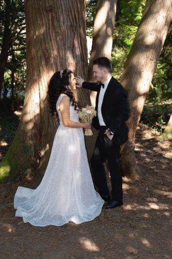 Aslihan und Senol durften kürzlich erst ihre märchenhafte Verlobungsfeier genießen. Fotos: RCPHOTOGRAPHY/handout/Degasperi
