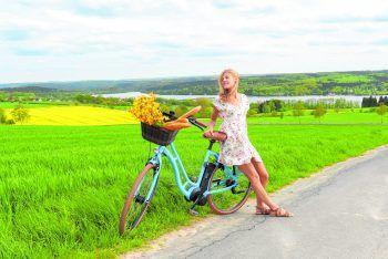Bei der großen Auswahl von E-Bikes ist für jeden Geschmack etwas dabei.