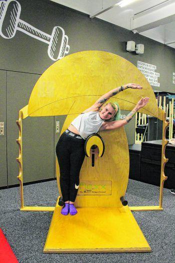 """<p class=""""title"""">               """"Beweglichkeit ist wichtig!""""              </p><p> """"Das Wichtigste für den Alltag ist und bleibt die Beweglichkeit. Faszien-Längentraining (Bindegewebe) gibt es jetzt auch in Bregenz, und zwar im Injoy!"""" Celin Rottmann</p>"""